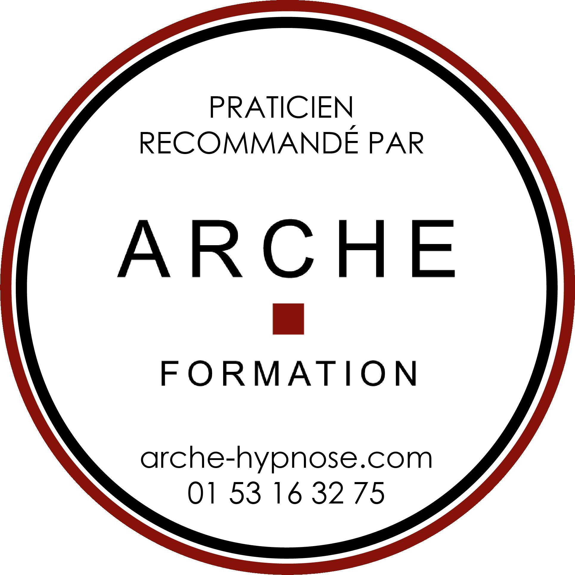 Hypnotiseur certifié par l'ARCHE
